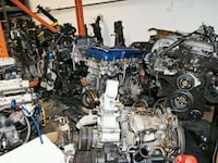 Engines & transmission & parts all Jdm & Domestic  550 km