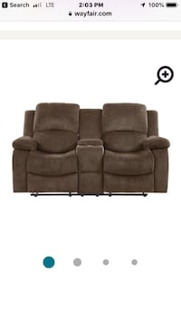 Love Seat recliners Maryville, 37801