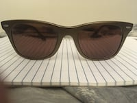 Ray ban Liteforce RB4195 frame with prescription lens Toronto, M2R 3T7