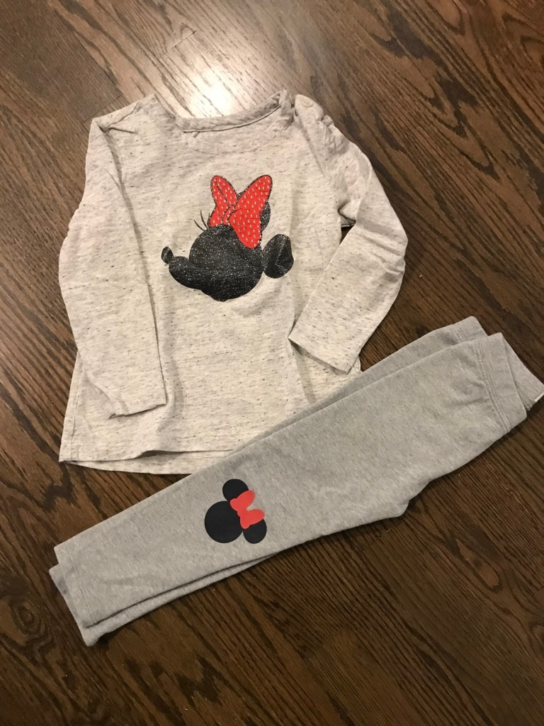 Photo Disney Baby Gap Outfit