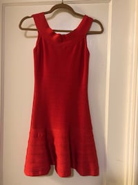 Red sleeveless Marciano dress, Small Concord, 94520