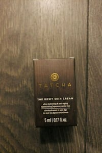 NEW Tacha the dewy skin cream travel size  Toronto, M5A 2Z5