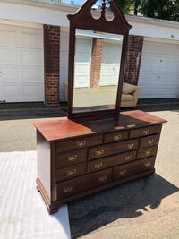 Dresser with mirror  Rahway, 07065