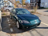 2000 Honda Civic (READ DESCRIPTION)