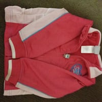 24 months girls Adidas jacket Clovis, 88101