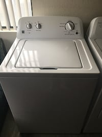 Kenmore washer and dryer excellent condition will deliver but will coast more.  Las Vegas, 89102