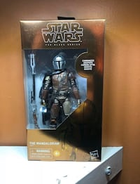 Star Wars: The Mandalorian. Action figure (rare)