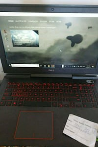 Dell gaming laptop Toronto, M3A 1Y2