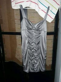 Love tease silver fitted dress  Henderson, 89052