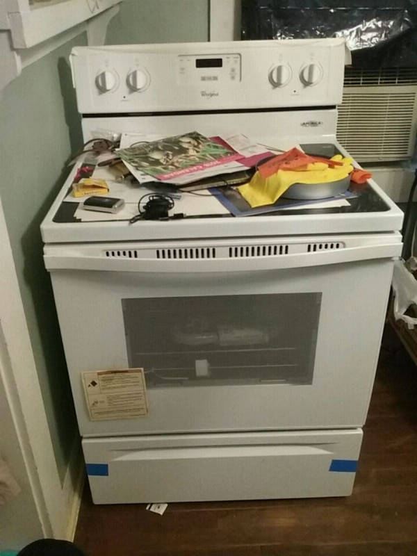 Groovy Used Whirlpool Never Used 2 Yrs Old Electric For Sale In Wiring Cloud Hisonuggs Outletorg
