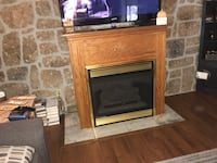Gas fireplace for sale. Elizabethton, 37643
