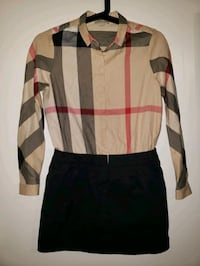 Burberry youth dress 10Y 138cm Vancouver, V5T