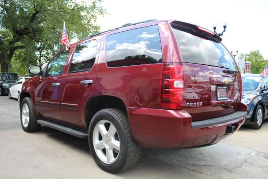 Used 2008 Chevrolet Tahoe for sale 4