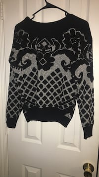 black and gray sweater Myrtle Beach, 29579