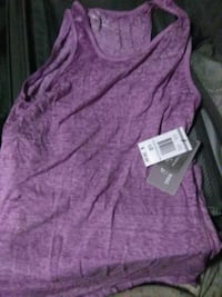 purple scoop-neck sleeveless dress Vancouver, 98661