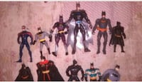Batman/starwars/superhero toys/action figures Toronto, M8X 1B3