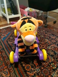 Ride on toy Tigger