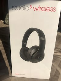 Beats Studio 3 Wireless Headphones, Brand NEW, In Package