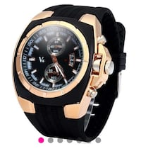 MENS LUXURIOUS WATCH ONLY $30