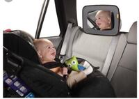 Back seat baby view mirror Mississauga, L5N