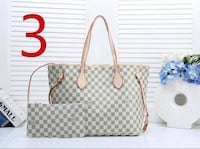 HQR lv neverfull with matching wristlet  Mississauga, L4X 1T7