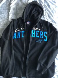 Black and blue zip-up hoodie Mississauga, L5H 2W6