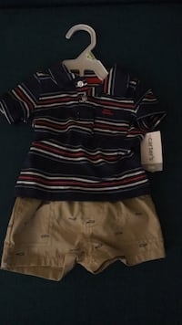 3month  carters boy outfit (new) Burke, 22015