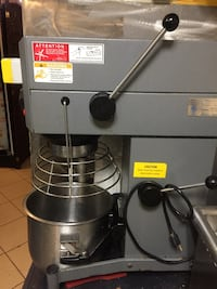 black and gray metal stand mixer Brantford, N3T