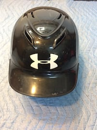 black and gray Under Armour helmet Chicago, 60623