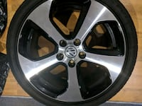 Four 18 inch Austin wheels with tires Columbia, 21045