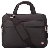 "SWISSGEAR 15.6"" Top Load Laptop Case (SWA5103) - Black Mississauga"
