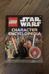 LEGO Star Wars Character Encyclopedia (WITHOUT MINIFIGURE) Richmond Hill, L4S 2C5