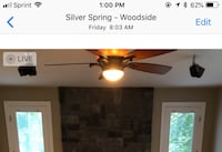 2 ceiling fans - perfect condition!  Silver Spring, 20910
