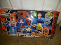 Matchbox Rocket Park set Los Lunas, 87031