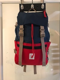 Topo Designs Rover Pack [Navy/Red] 3750 km