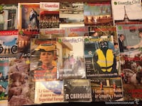 Lote Revistas Guardia Civil