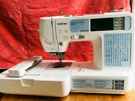 Brother Embroidery Sewing Machine model # SE-350