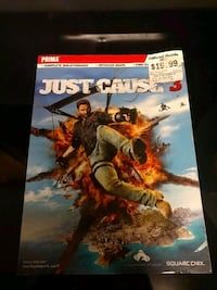 Just Cause 3 Xbox One game case Copperas Cove, 76522