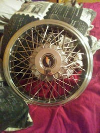 """Buick/GM 13"""" wire hubs Winchester, 40391"""