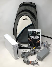 Nintendo Wii RVL-001 Console with cables and bag Glendale, 91214