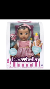 Authentic LUVABELLA Doll