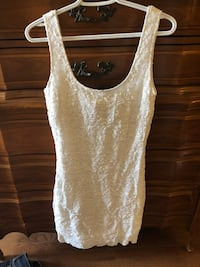 White lace dress  Brampton, L6P 1X7