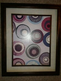Abstract Wall Art Blue Springs, 64014