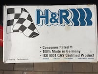 H&R Lowering Springs for Mazda 3 Port Coquitlam, V3C 2Y8