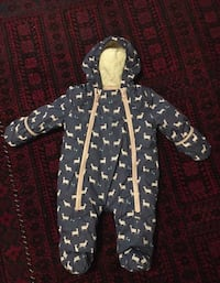 Mini Boden Baby Snowsuit Warmer Winter Anzug 3-6 months Berlin