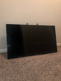 black flat screen TV with remote Tulsa, 74145