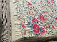 white, red, and blue floral textile Clearwater, 33767