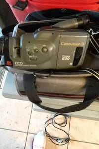 Canovision 8 video camera and. Recorder Calgary, T2S 1H4