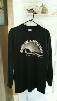 1990's Million Man March Shirt Portsmouth, 23704