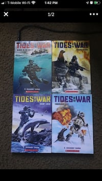 Tides of war full book collection